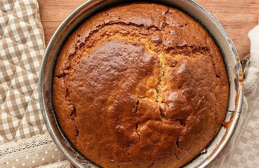 torta soffice ricotta e cioccolato