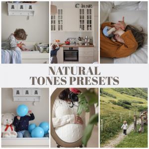 natural tones presets