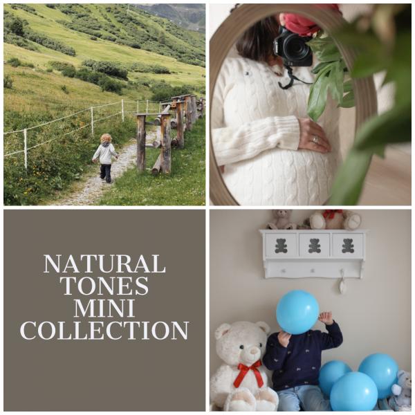 natural tones mini collection